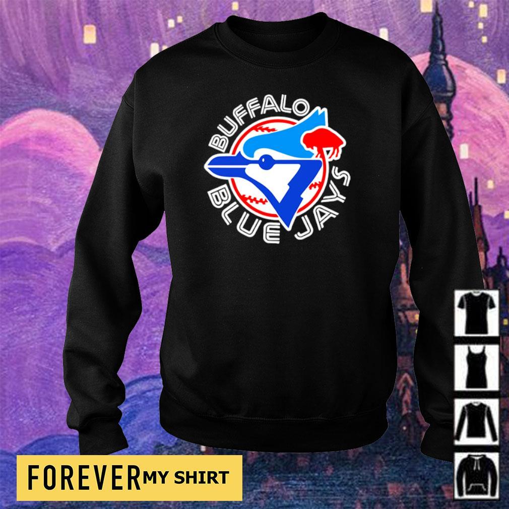 Buffalo Blue Jays s sweater