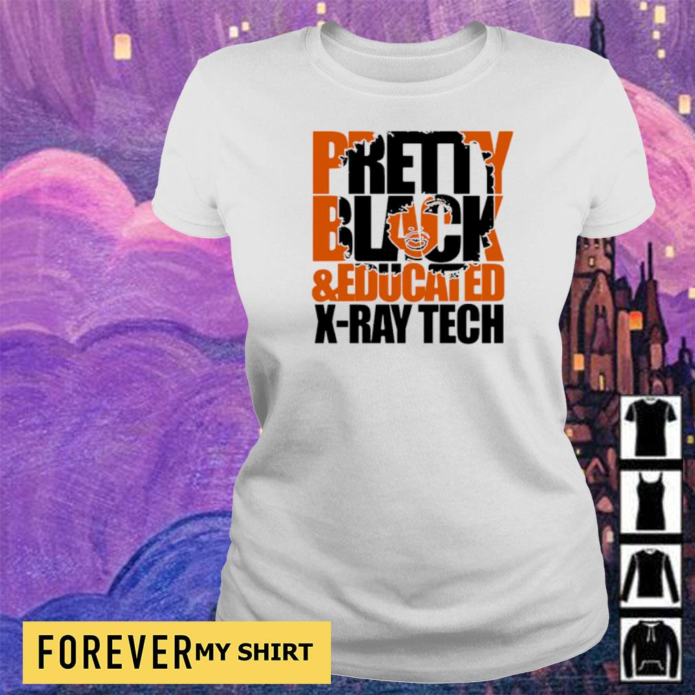 Pretty black and educated X-Ray tech s ladies