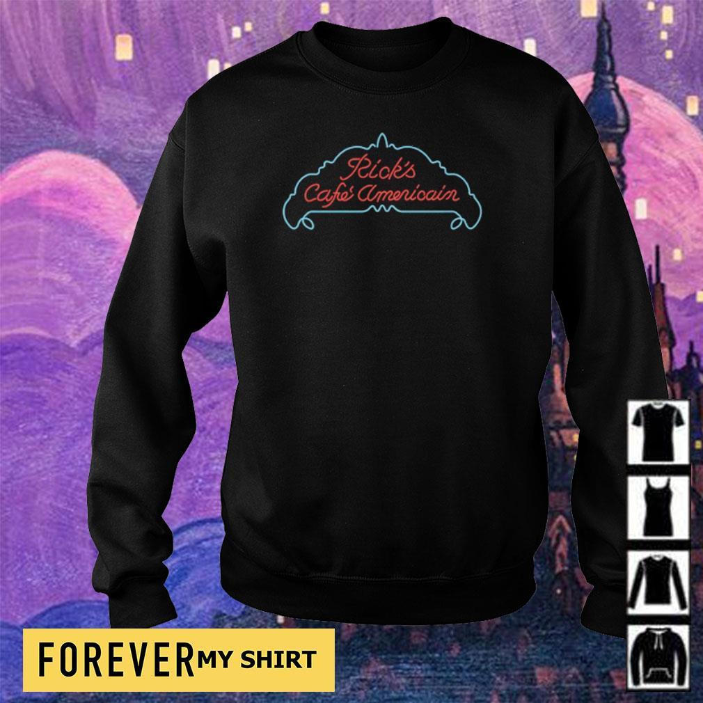 Ricks cafe Americain Casablanca s sweater