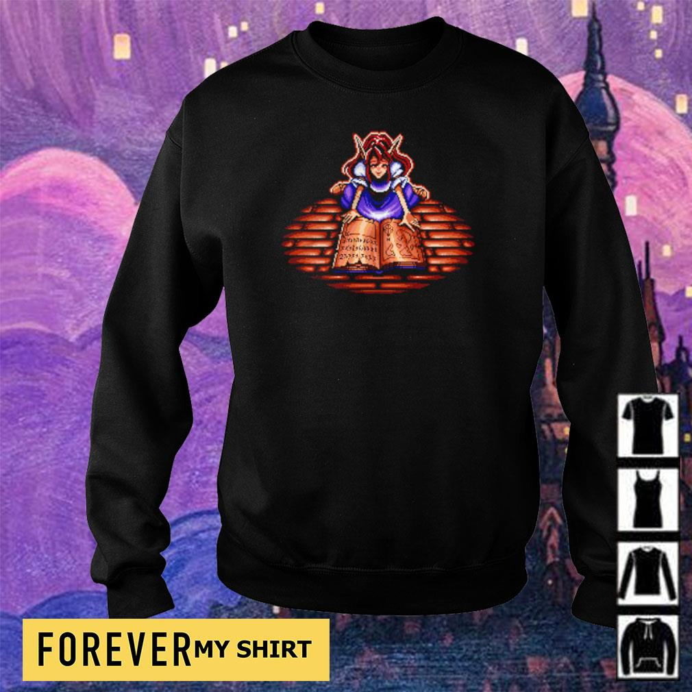 Shining Force's Simone s sweater