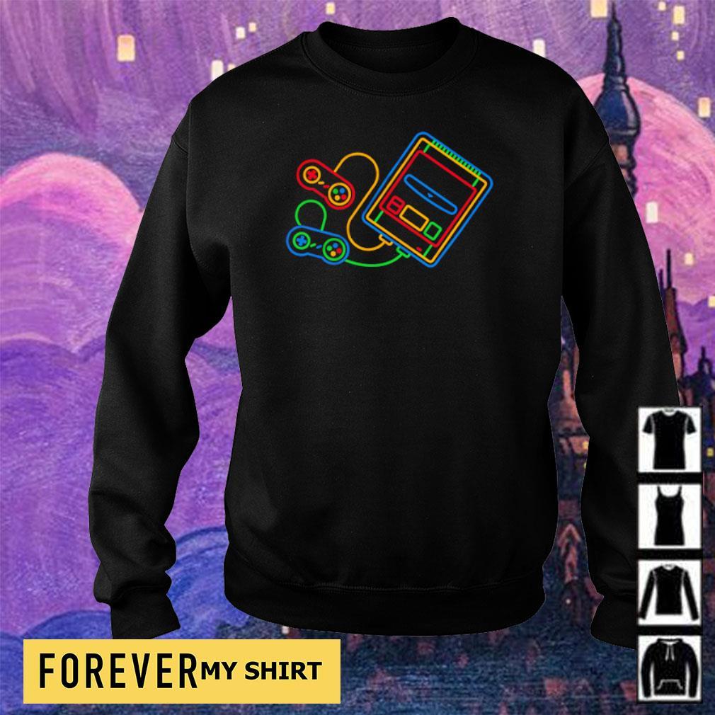 Super Family Computer Box s sweater