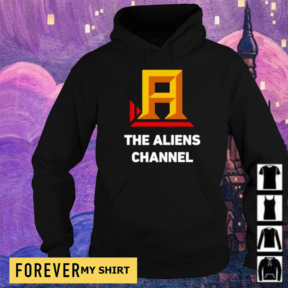 The Aliens Channel s hoodie