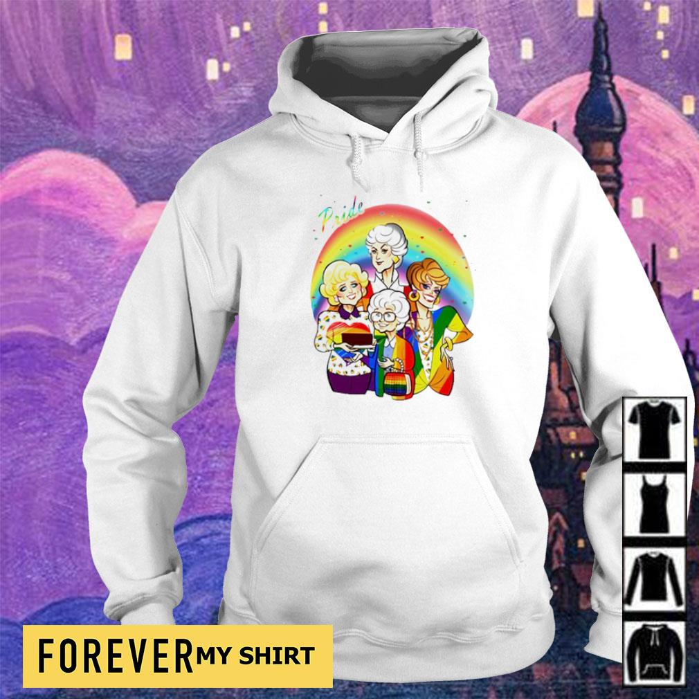 The Golden Girls LGBT Pride s hoodie