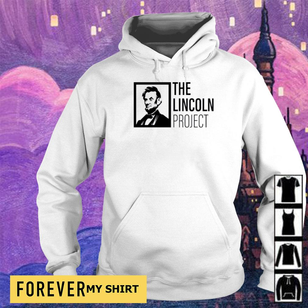 The Lincoln Project s hoodie