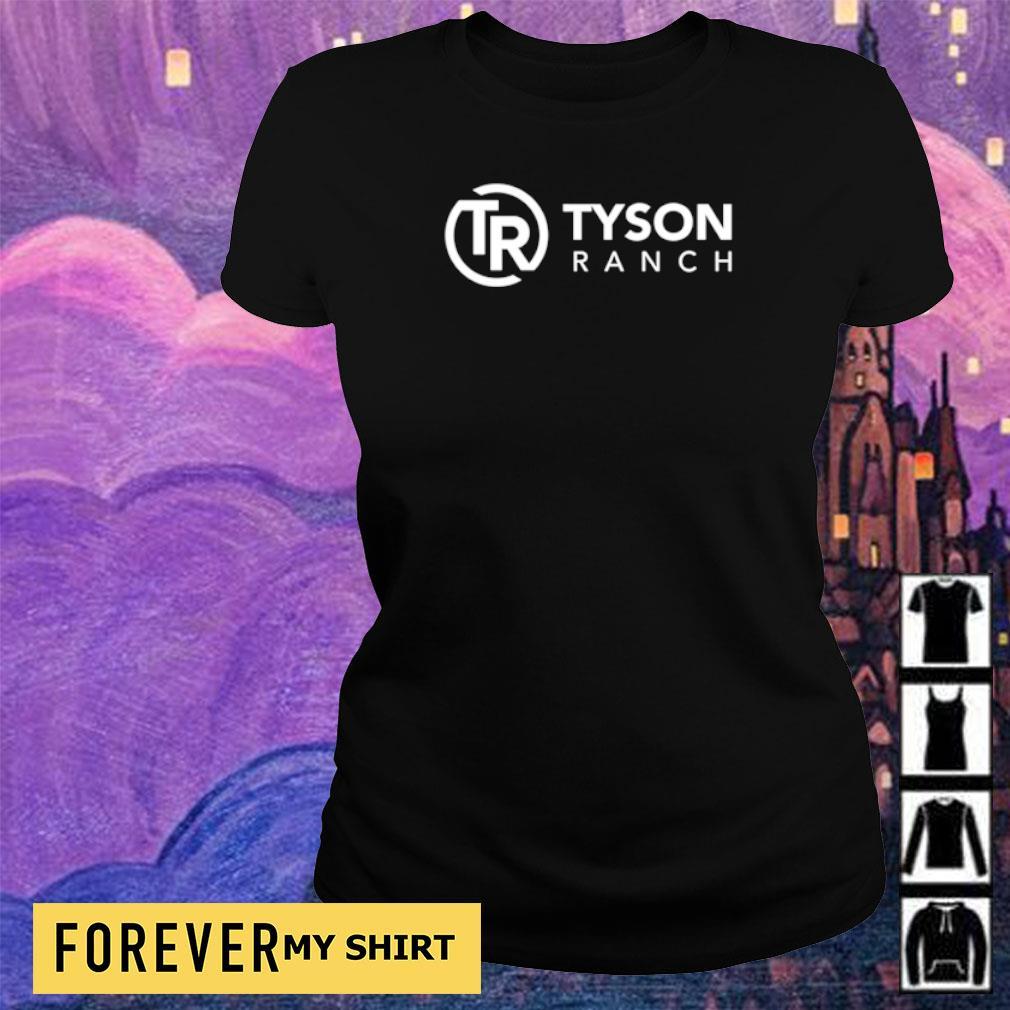 TR Tyson Ranch s ladies tee
