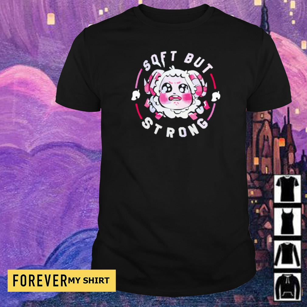 Dom Animal Crossing soft but strong shirt