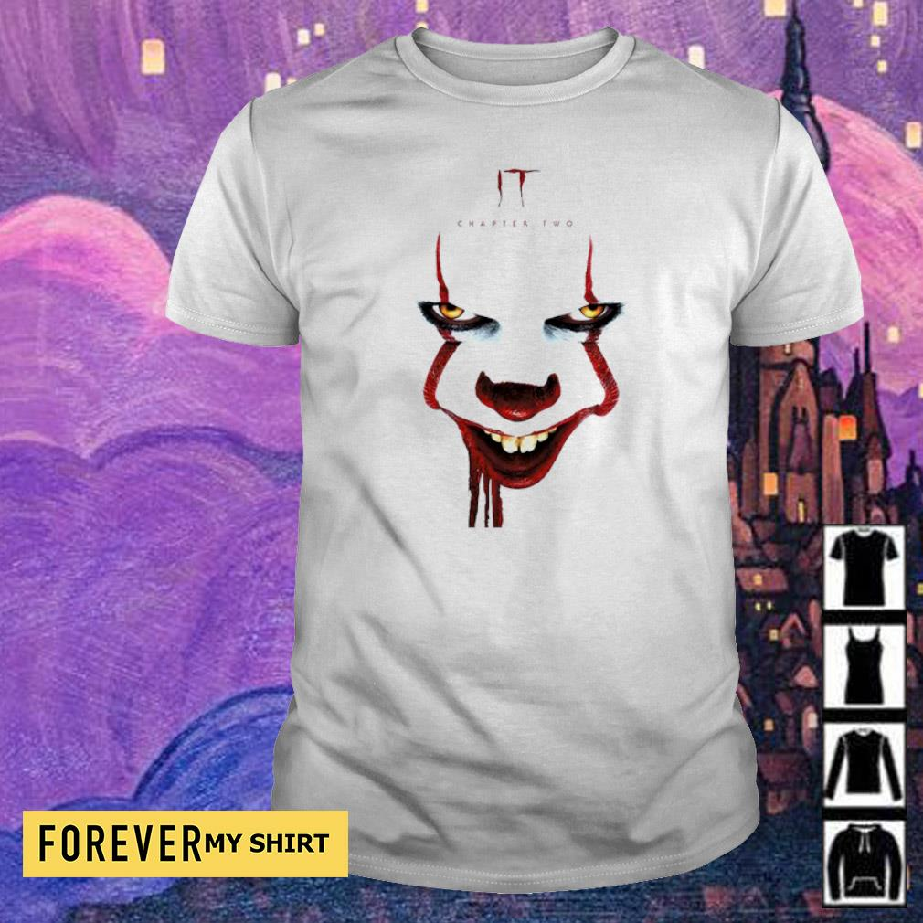 IT Chapter Two Face Pennywise 3D Graphic shirt