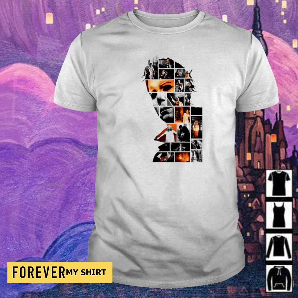 Michael Myers all horror movies shirt