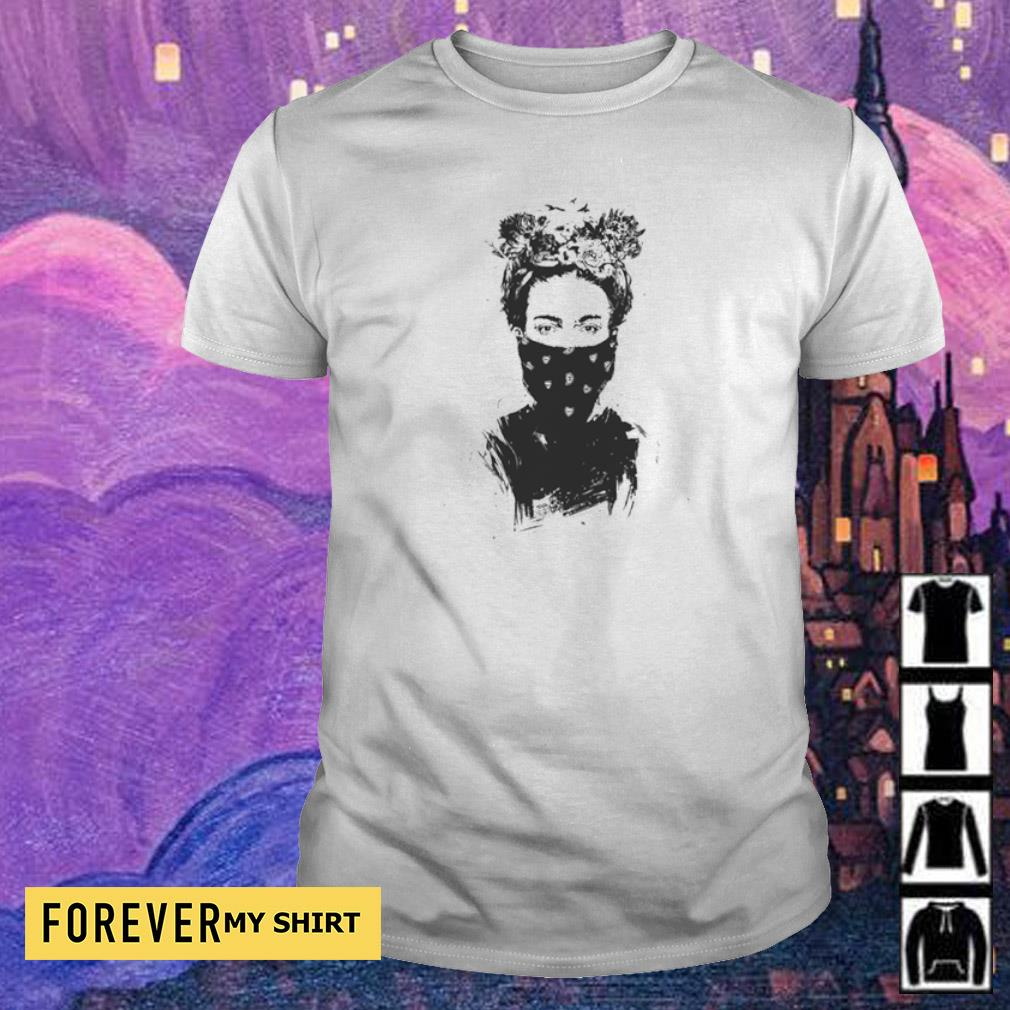Official Awesome Rebel Frida shirt