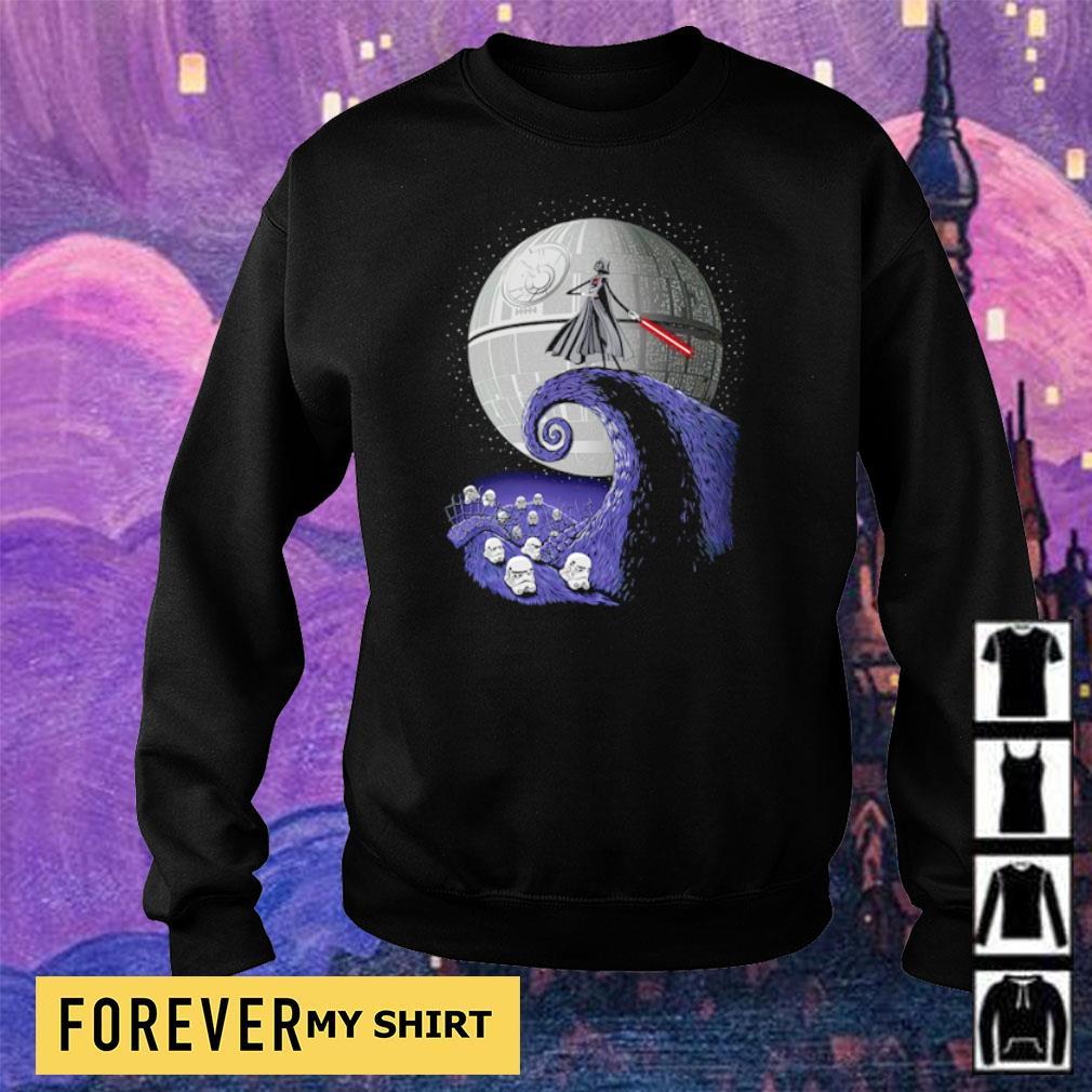 Star Wars Darth Vader Wars Before Christmas s sweater