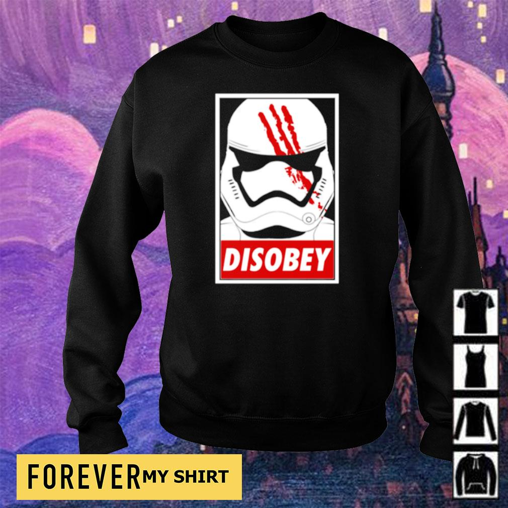 Star Wars Stormbreaker Disobey s sweater