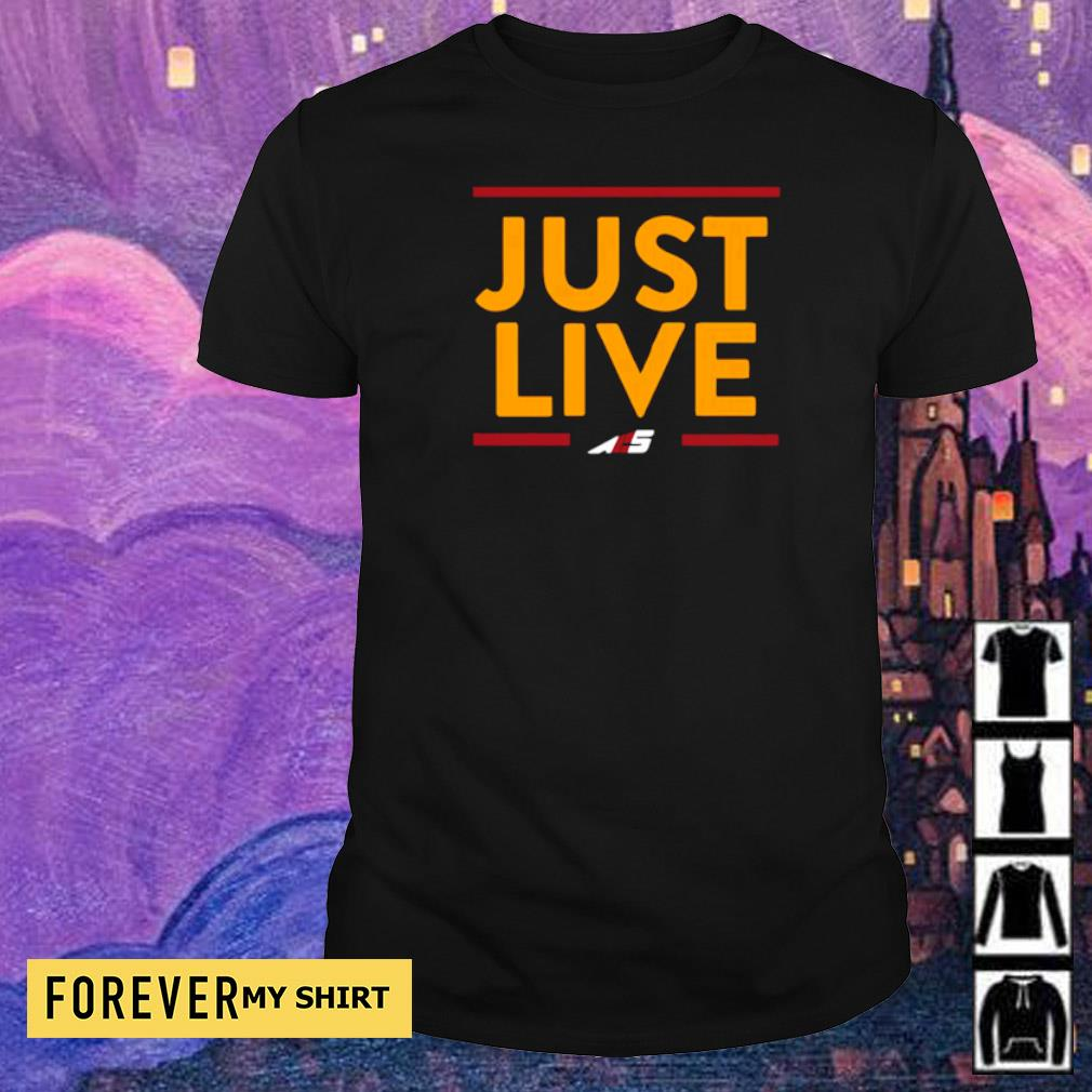 Alexander Smith just live shirt