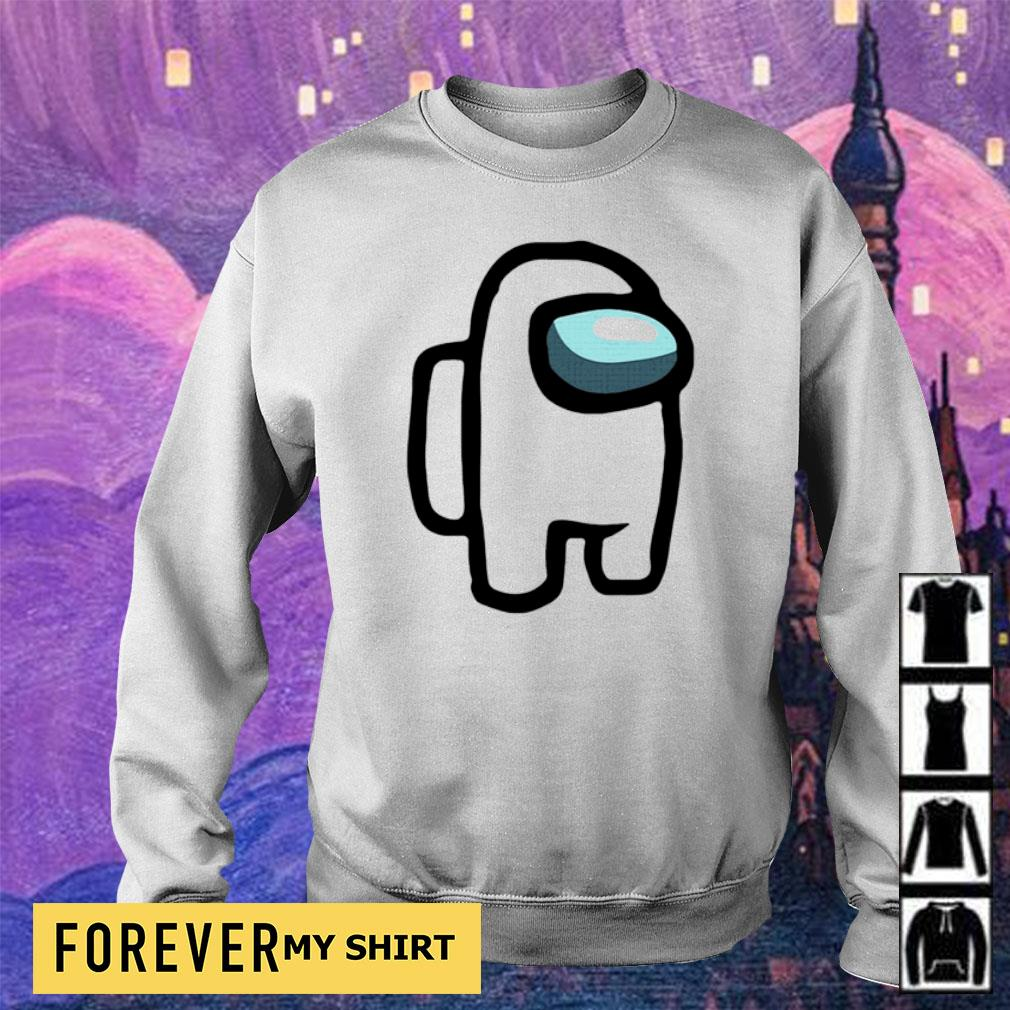 Among us imposter video game s sweater