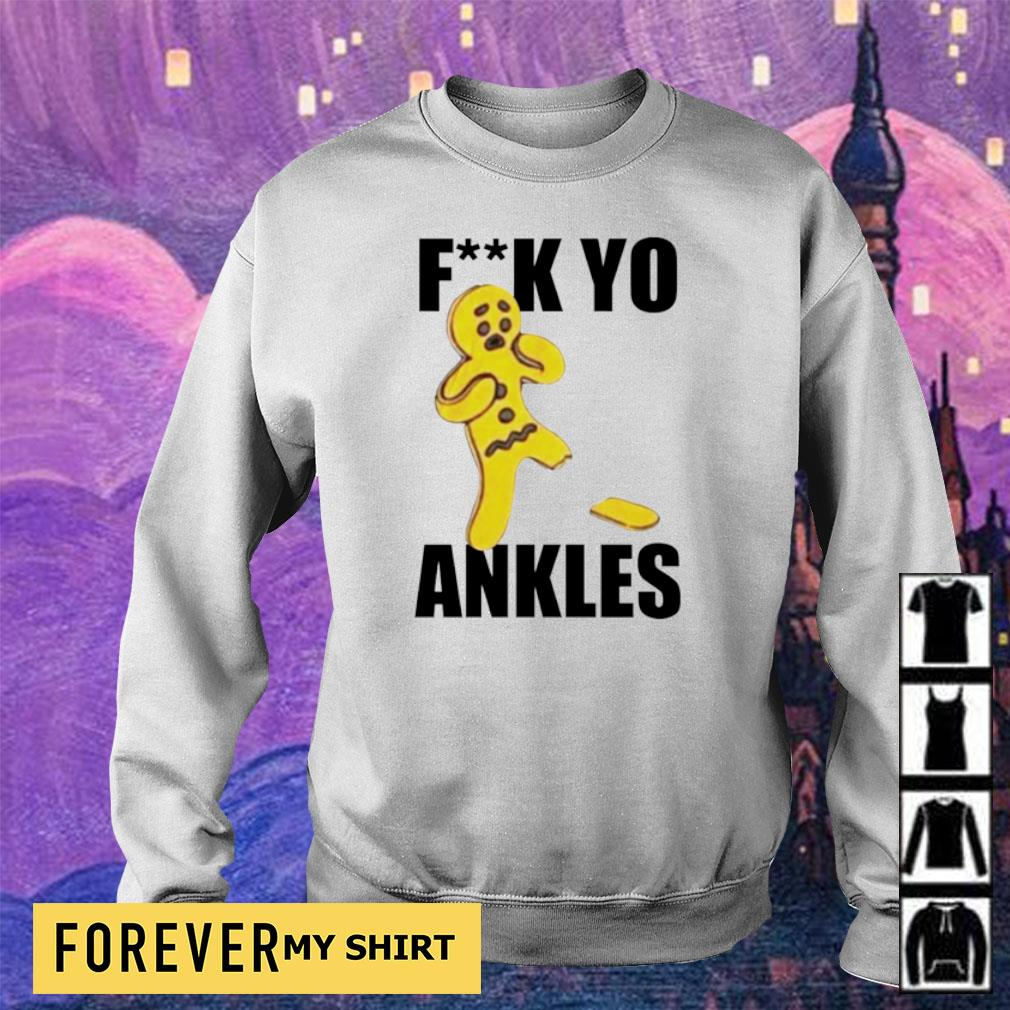 Candy fuck you ankles s sweater
