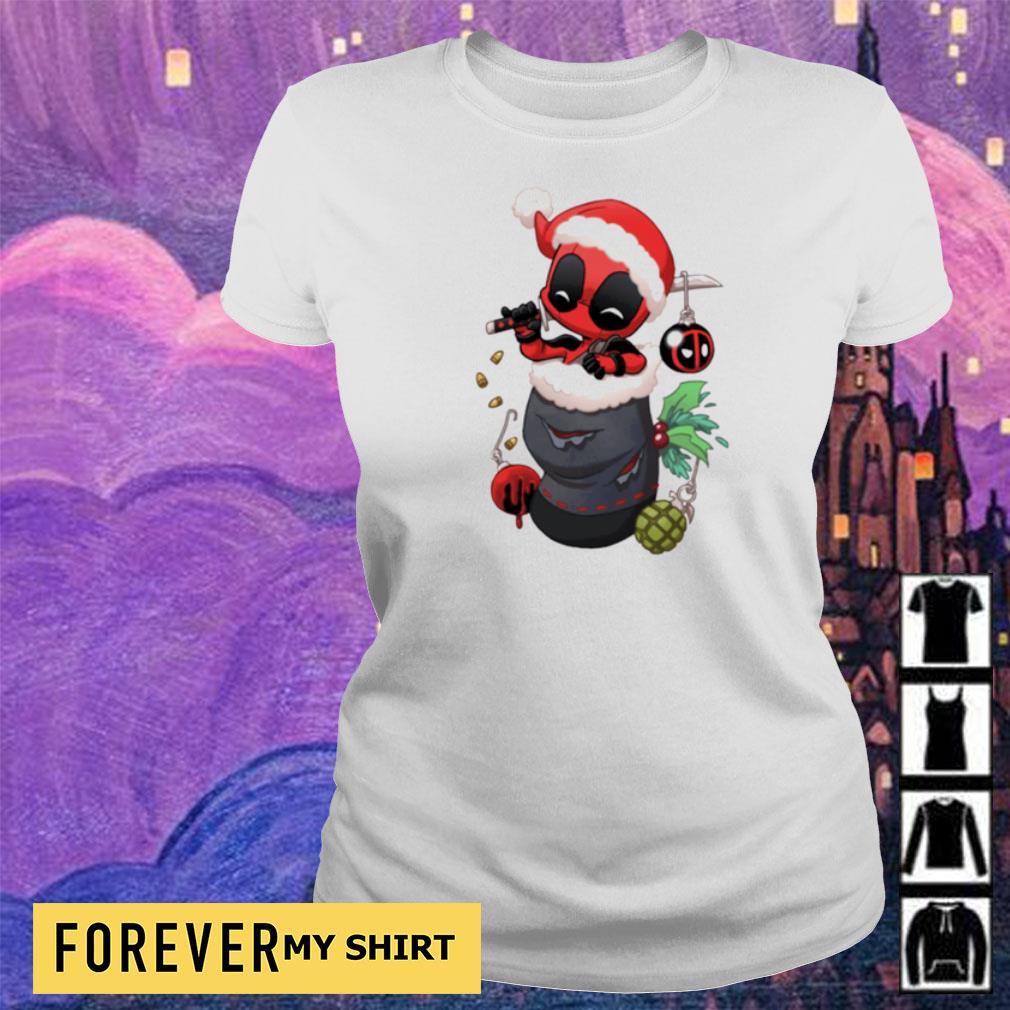 Christmas stocking stuffer Baby Deadpool s ladies