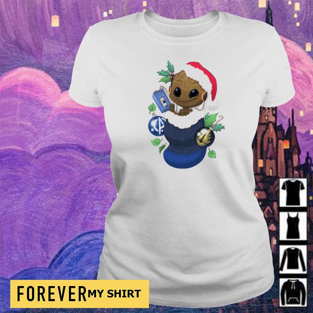 Christmas stocking stuffer Baby Groot s ladies