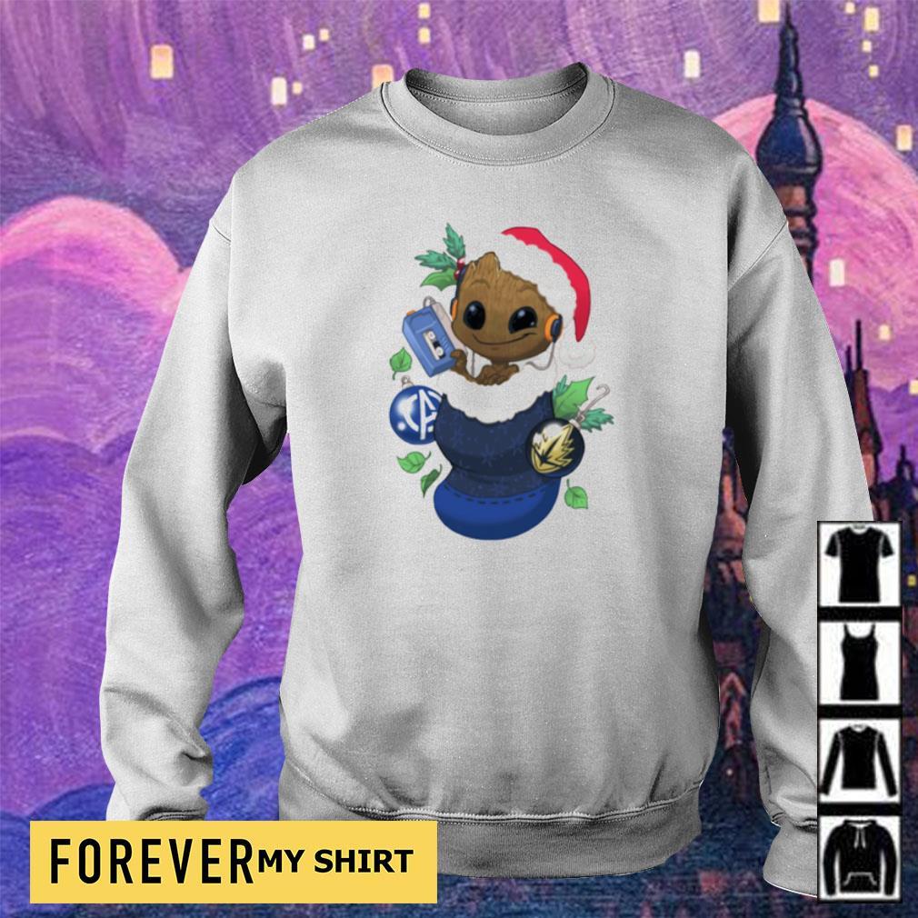 Christmas stocking stuffer Baby Groot s sweater