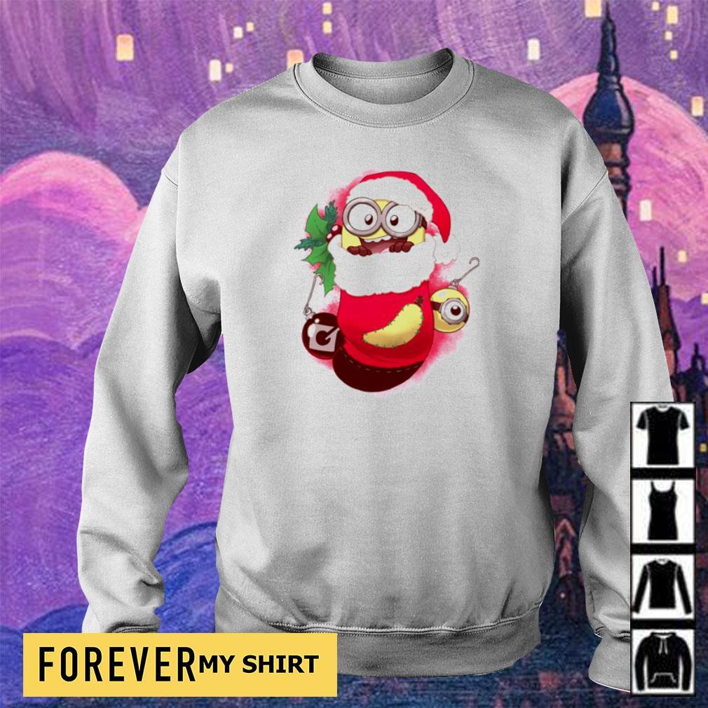 Christmas stocking stuffer Baby Minion s sweater