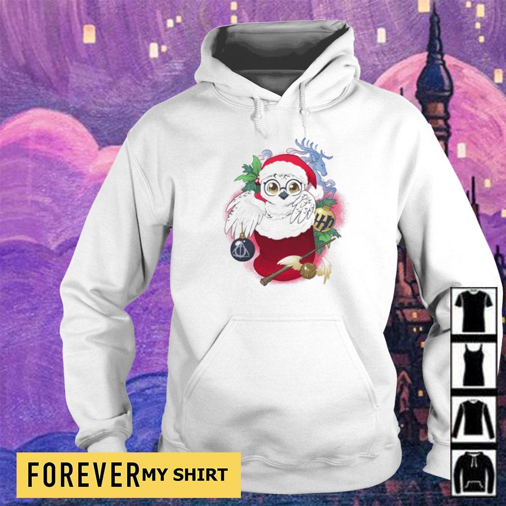 Christmas stocking stuffer Baby Owl s hoodie