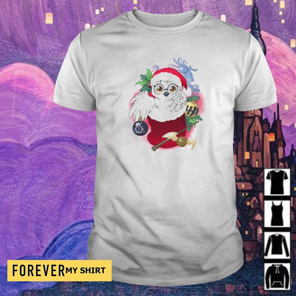Christmas stocking stuffer Baby Owl shirt
