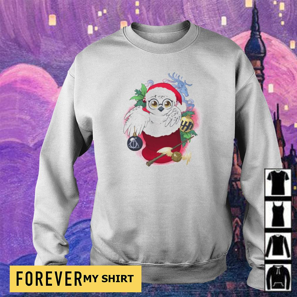 Christmas stocking stuffer Baby Owl s sweater