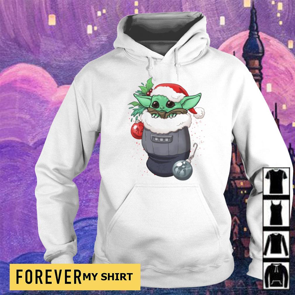 Christmas stocking stuffer Baby Yoda s hoodie