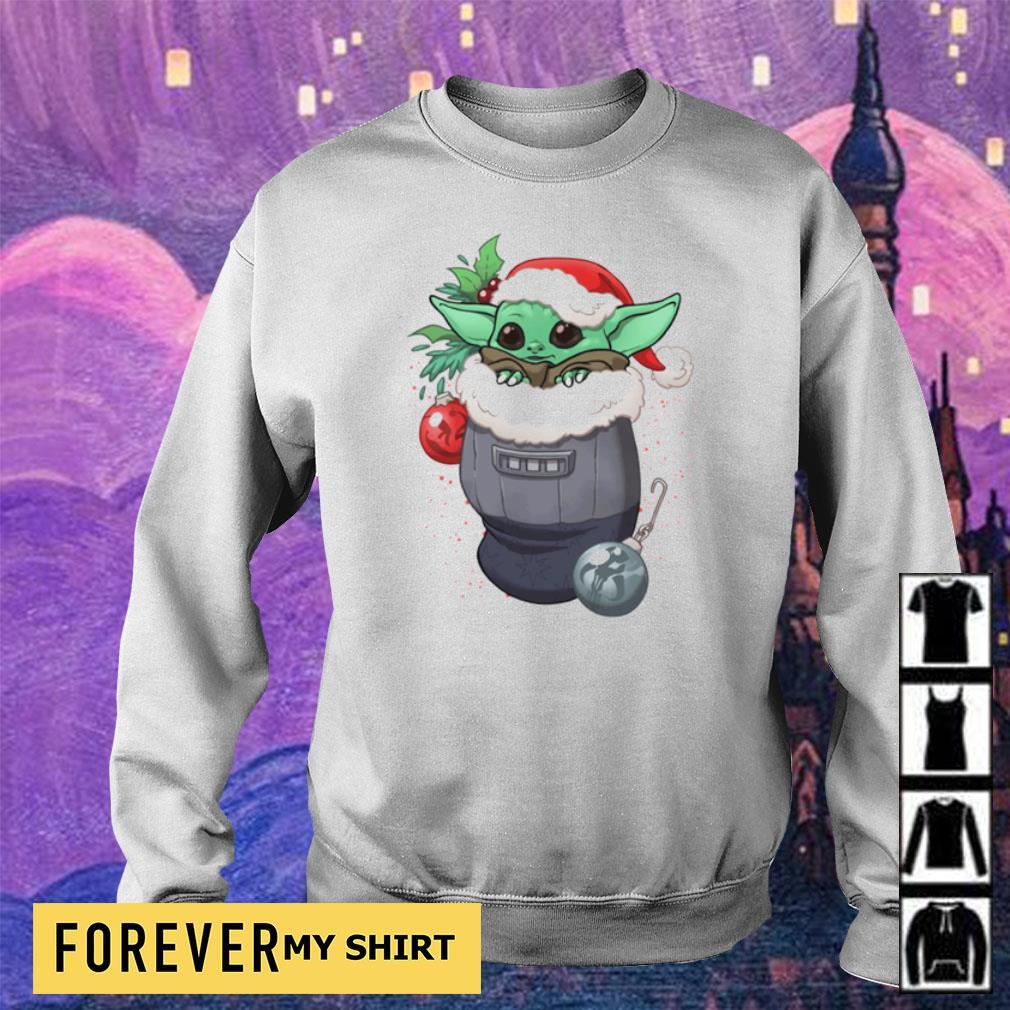 Christmas stocking stuffer Baby Yoda s sweater