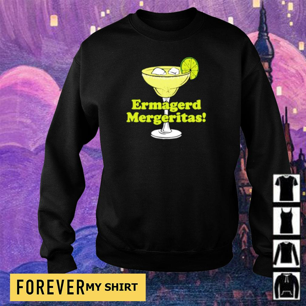 Cocktail ermagerd mergeritas s sweater