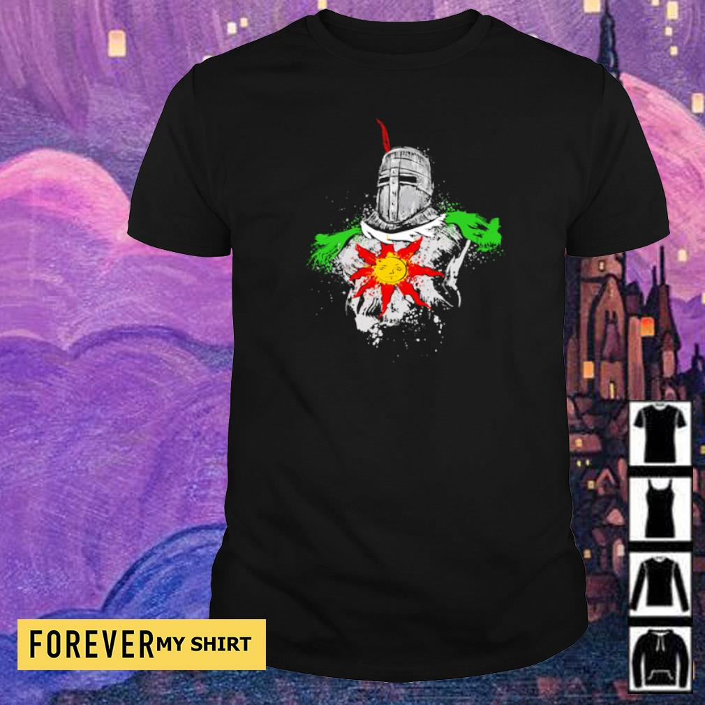 For Honor knight praise the sun shirt