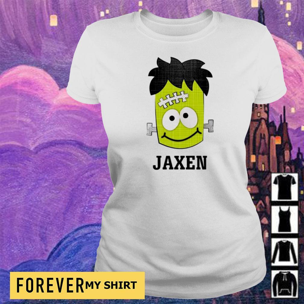 Frankenstein jaxen happy Halloween s ladies
