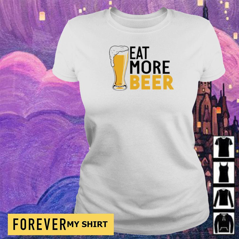Funny eat more beer s ladies