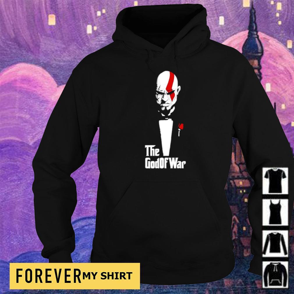 Hitman Kratos the God of war s hoodie