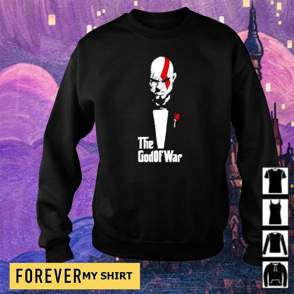Hitman Kratos the God of war s sweater