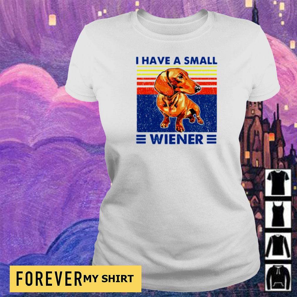 I have a small Wiener vintage s ladies