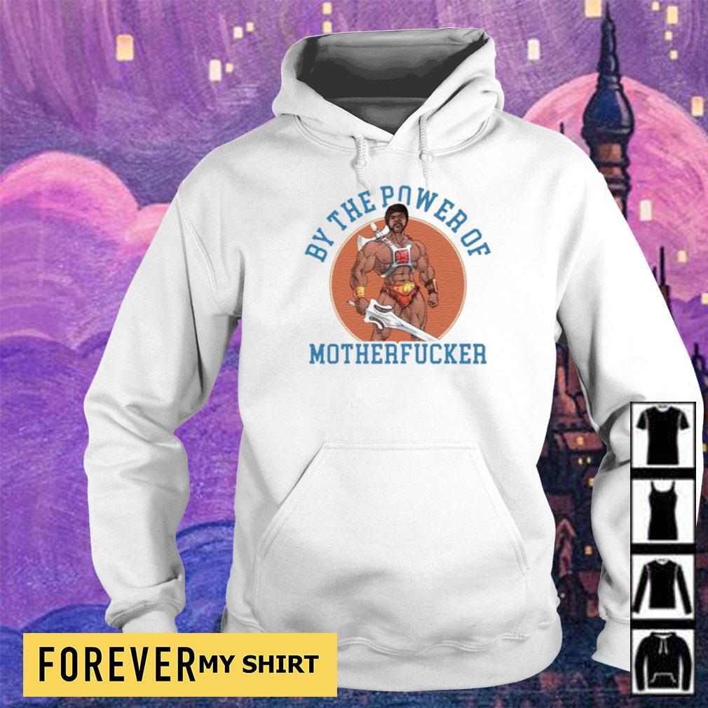 Jules Winnfield by the power of motherfucker s hoodie