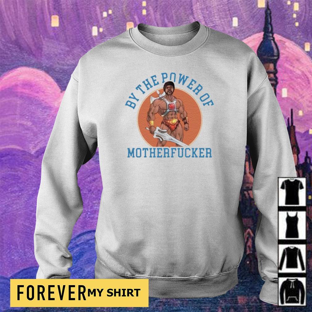 Jules Winnfield by the power of motherfucker s sweater