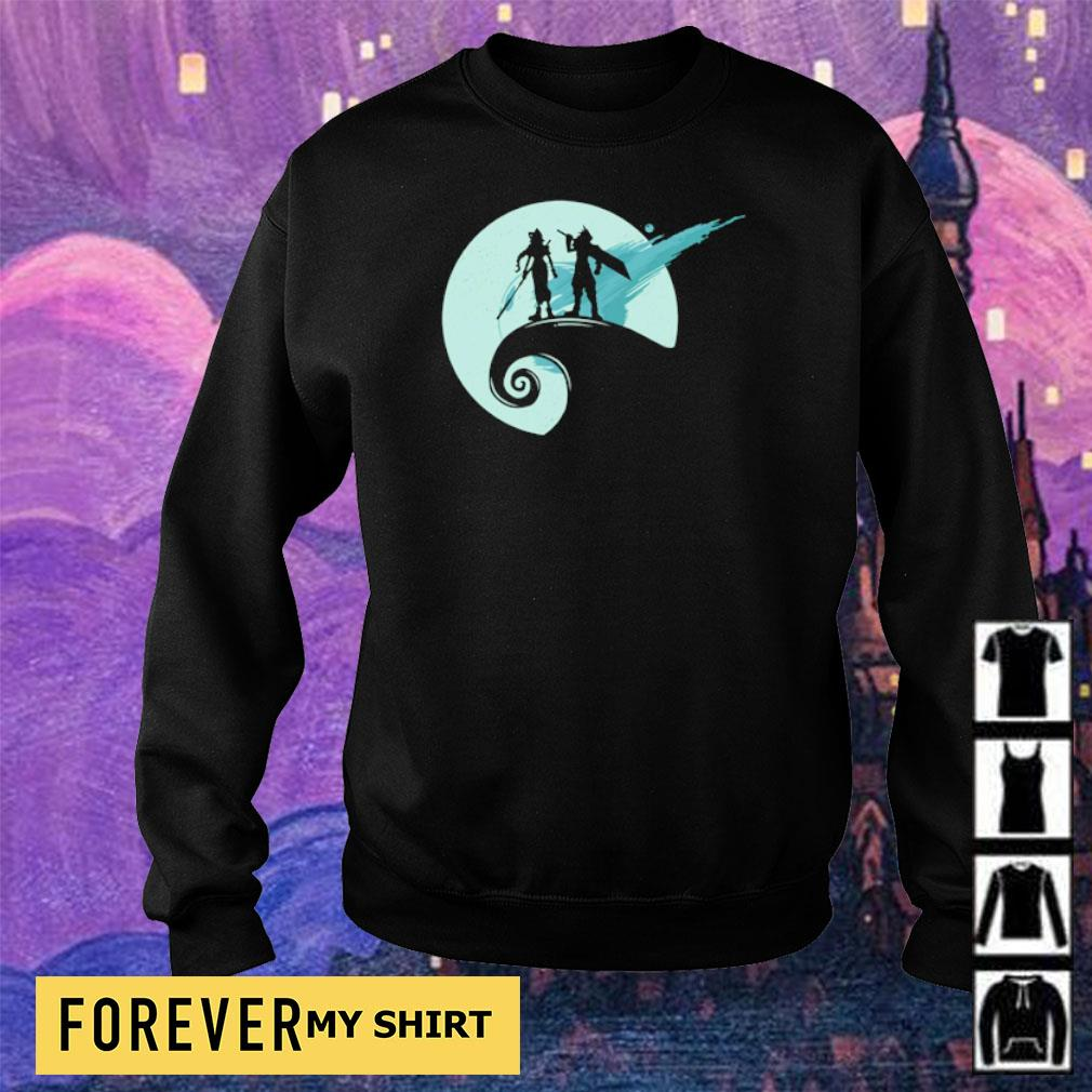 Nightmare before fantasy s sweater