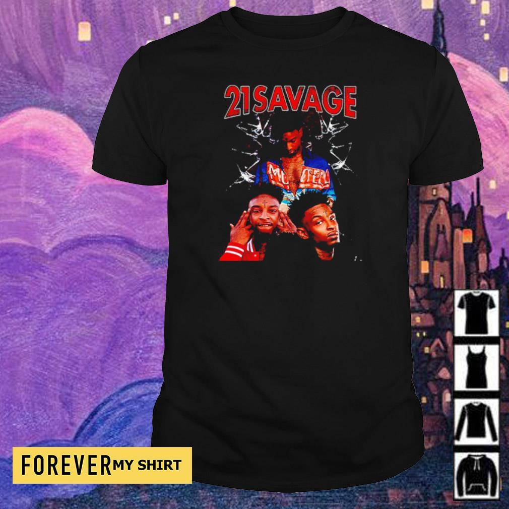 Official 21 Savage shirt