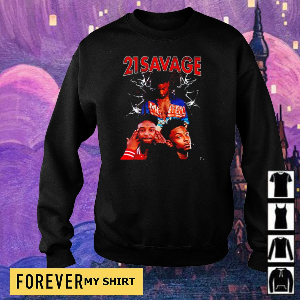 Official 21 Savage s sweater