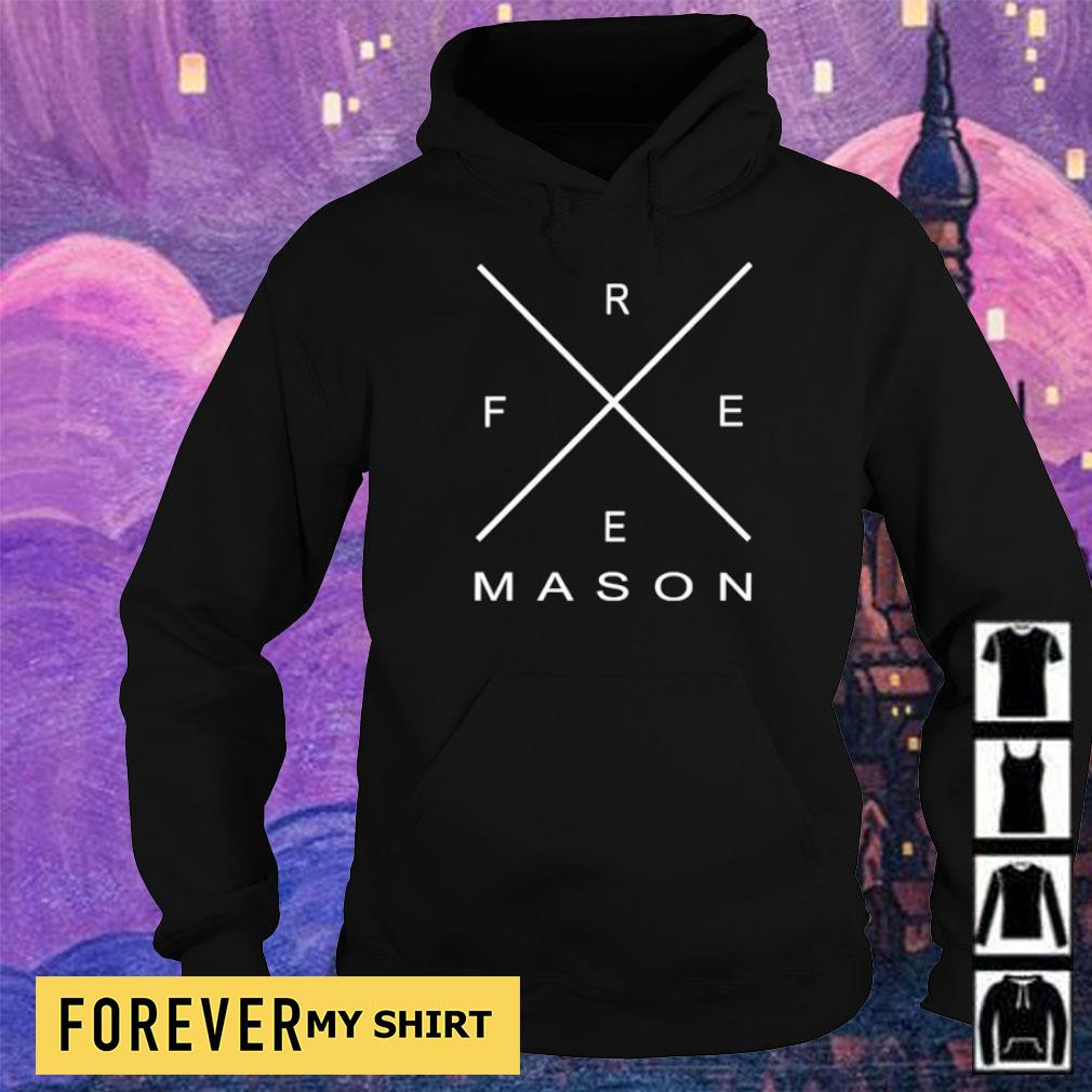 Official freemason s hoodie
