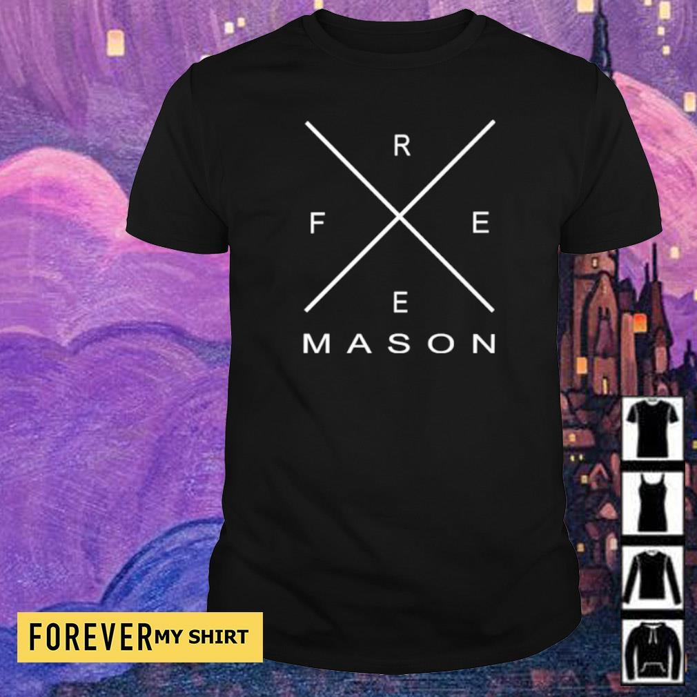 Official freemason shirt