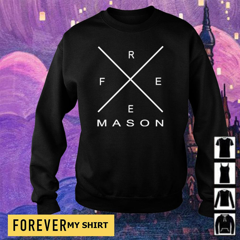 Official freemason s sweater