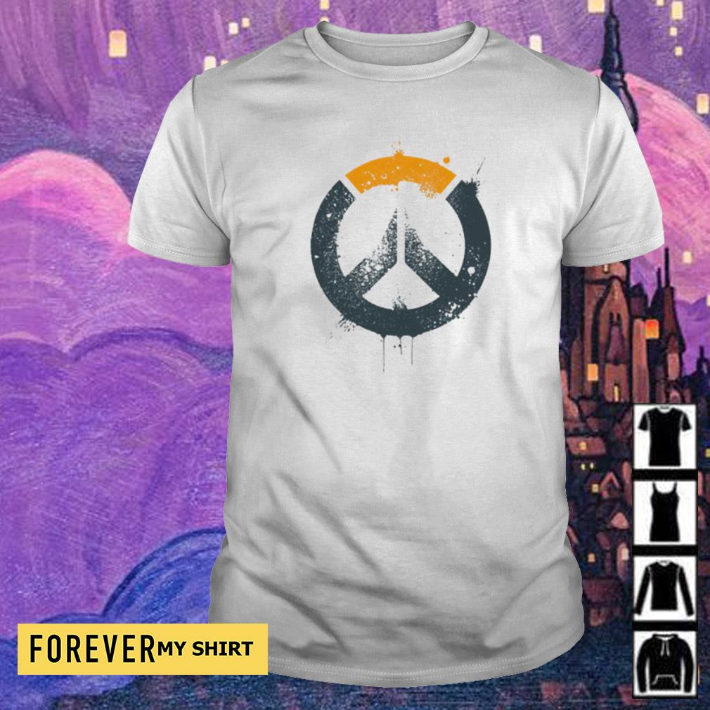 Official Overwatch video game shirt