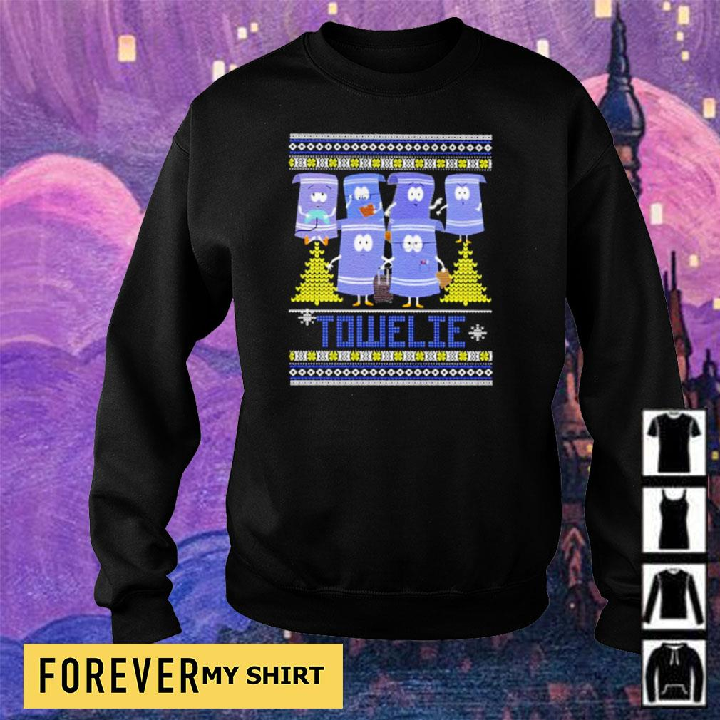 Official towelie merry Christmas s sweater