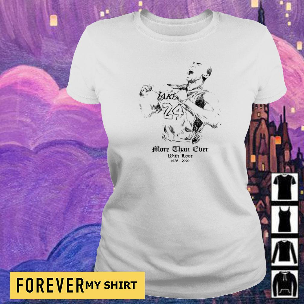 RIP Kobe Bryant more than ever with love 1978 2020 s ladies