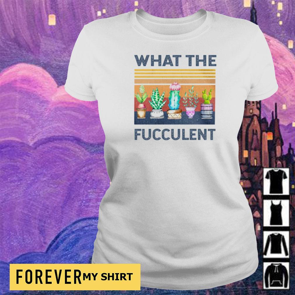 What the fucculent vintage s ladies
