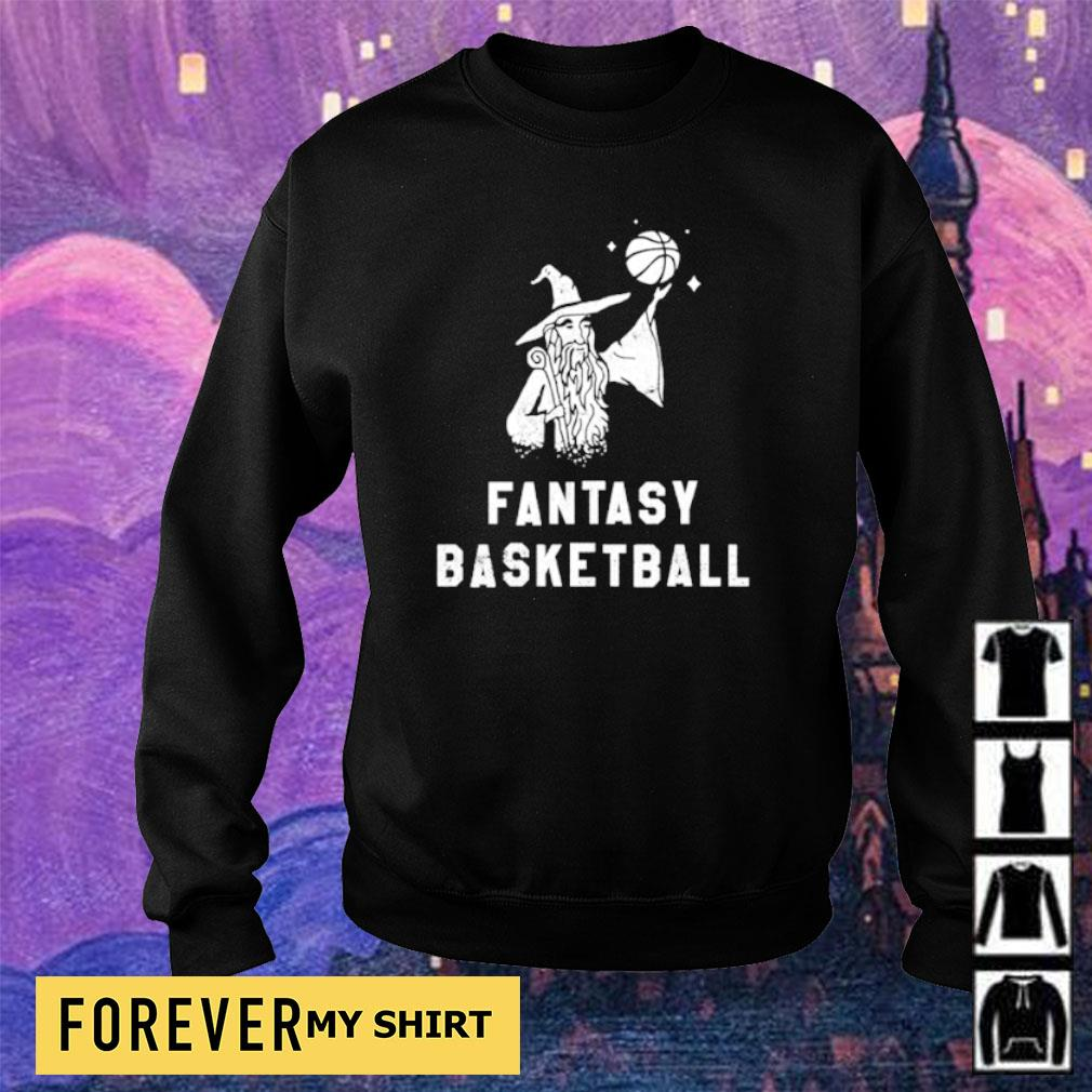 Witch fantasy basketball s sweater