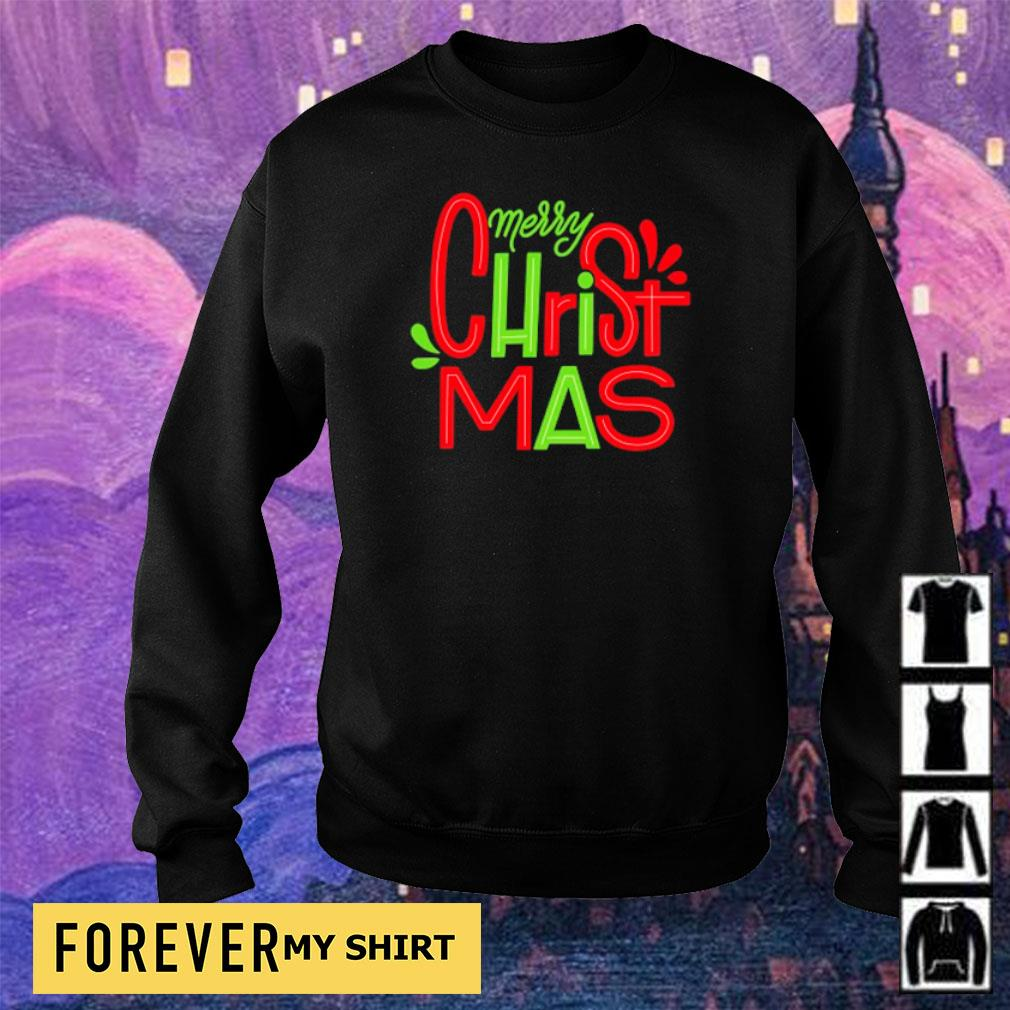 Awesome merry Christmas 2020 sweater sweater
