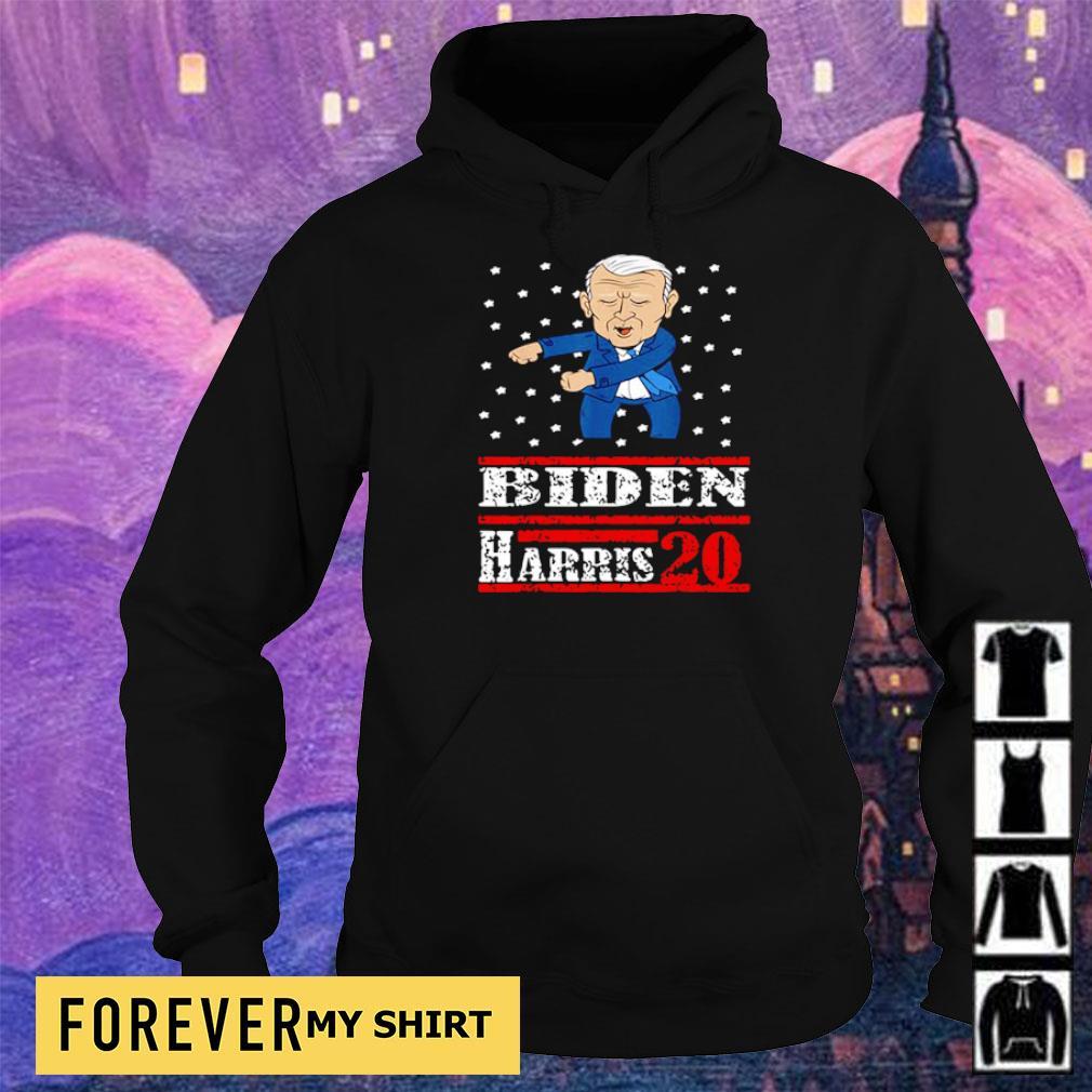 Biden and Harris 20 merry Christmas sweater hoodie