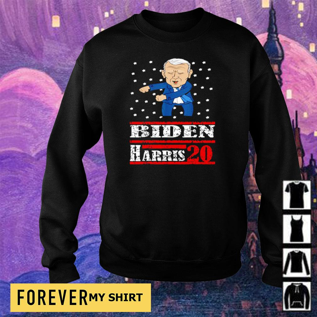 Biden and Harris 20 merry Christmas sweater